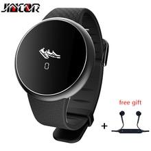 Jincor A98 smart bluetooth браслет Android сердечного ритма Мониторы часы Приборы для измерения артериального давления Фитнес трекер спортивный Водонепроницаемый Smart Band