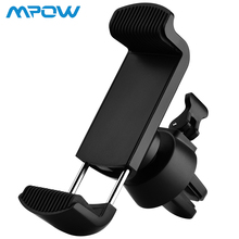 Mpow Air Vent Car Mount Holder Adjustable Phone 360 Degree Rotatable Stand Cradle For Stable 5.5in Smartphone
