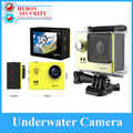 HYBON Outdoor Camara Action Helmet Cam DVR 30 Meters Waterproof WIFI Pro Underwater Sport Water Camera Pesce In Legno