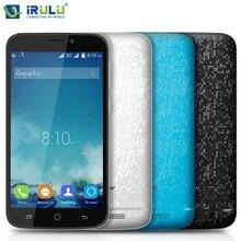 Blackview A5 Teléfono 4.5 Pulgadas 3G Smartphone Android 6.0 OS MTK6580 Quad-core 1.3 GHz 1 GB + 8 GB 5.0MP Doble Tarjeta SIM WCDMA En Stock Caliente