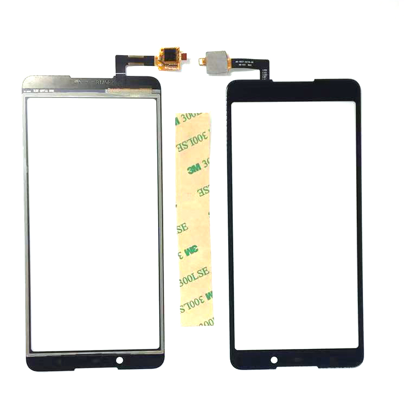 High Quality For For Wiko Lenny 5 W_k400 Touch Screen Glass Lens Digitizer Front Glass Sensor With Adhesive Tape Replacement