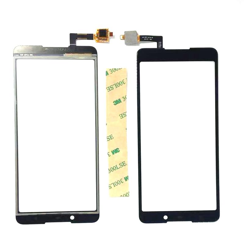 Высокое качество, для wiko lenny 5 W _ k400, сенсорный экран, дигитайзер объектива, переднее стекло, датчик с сменной клейкой лентой