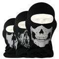 Wholesales New Ghosts Skull Balaclava Hood Full Face Masks Motorcyclists Riders warm Bike full face ski mask men&women