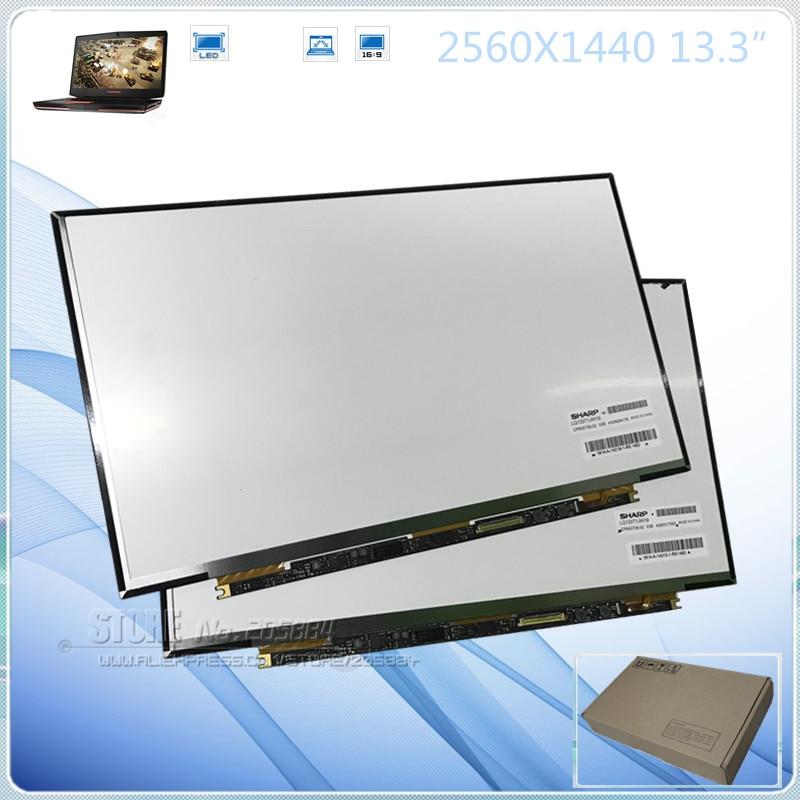 LQ133T1JW01  LQ133T1JW03  LQ133T1JW19 2560X1440  13.3