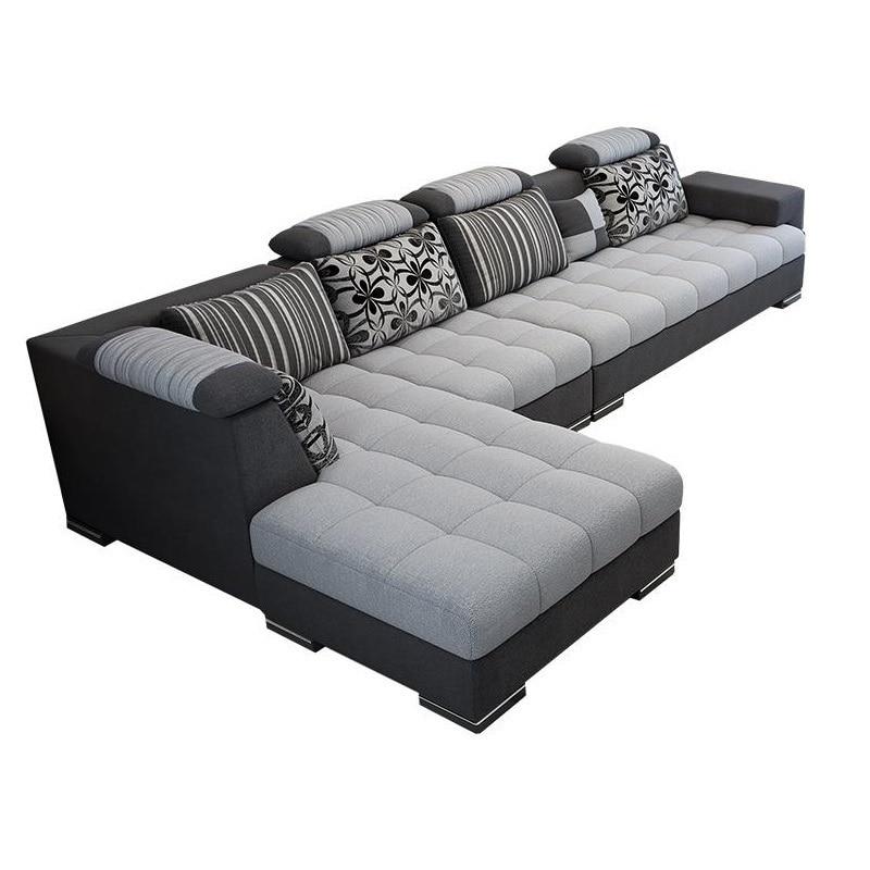 Meble Do Salonu Koltuk Takimi Couche For Home Kanepe Zitzak Moderno Para Sectional Set Living Room Mueble De Sala Furniture Sofa