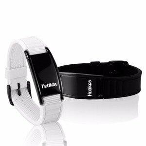 Image 5 - Hottime Sports Titanium Steel Bracelet Wristband Balance Human Body