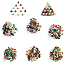 natural stone mixed Oval Water Drop CAB CABOCHON beads for Jewelry Making Diy Jewellery Accessories 10 14mm wholesale 10pcs/lot