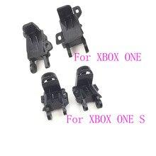 50 наборов для Xbox One, магнитный держатель для кнопки включения и рамки для контроллера XBOX ONE S, поддержка кронштейна для правой и левой кнопки/RT LT