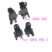 50sets For Xbox One Trigger Button Frame  Magnet Holder For XBOX ONE  S Controller Right Left / RT LT Bracket Support