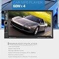 Универсальный многофункциональный 7 inch Сенсорный Экран 2din Bluetooth MP5 Видео Плеер Пульт Дистанционного Управления Поддержка USB/TF/AUX/FM