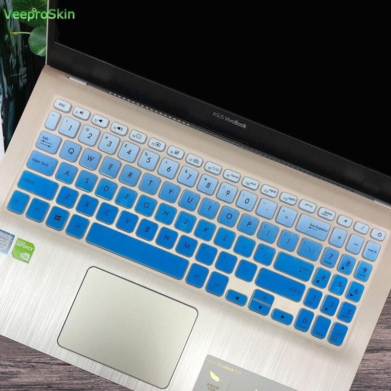 Keyboard Skin Cover for Asus Vivobook S530 S530UA S530UN S5300 F512DA F512FA
