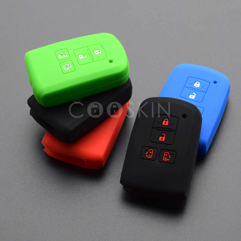 Detail Feedback Questions about Silicone key case cover