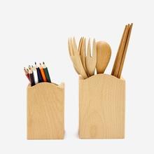 Wood Office Stationery Desktop…
