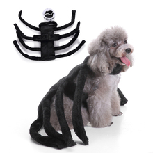 TINGHAO Pet Dog Puppy Cute Spider Harness Costume Clothes  sc 1 st  AliExpress.com & Buy dog spider costume and get free shipping on AliExpress.com