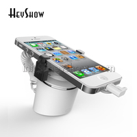 New Mobile Phone Security Stand cellphone Burglar Alarm Device Smart Phone Anti theft Display Holder For Phone Store With Clamp