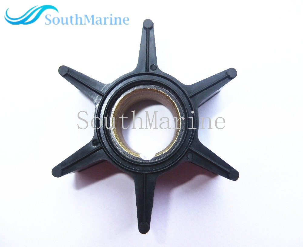 47-89982  47-6558 /388702  18-3052Mercury Quicksilver 20HP Outboard Motor Water Pump Impeller , Boat Motor Aftermarket