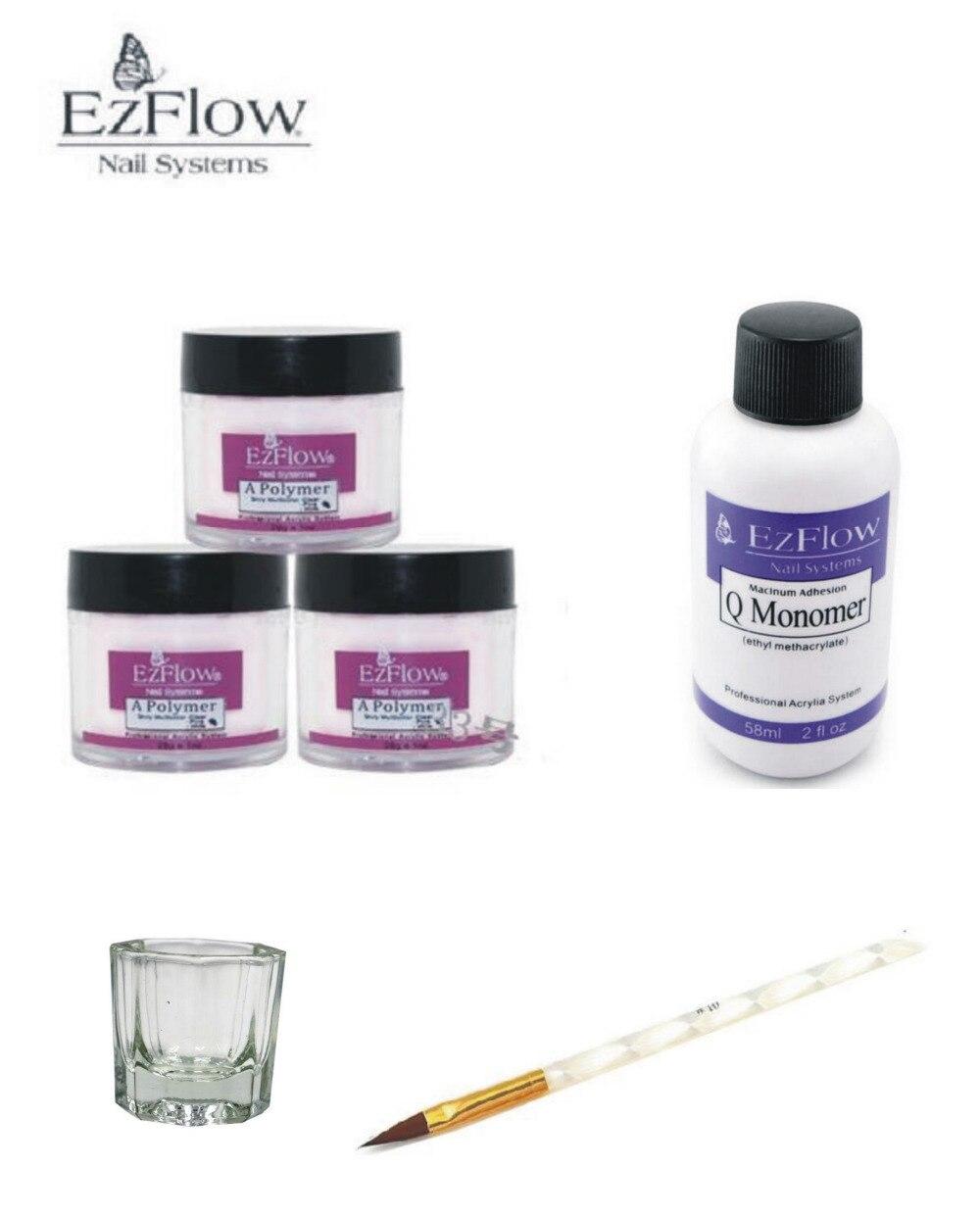 Hot Nail Art Retail Nail Systems Q Monomer 58ml Acrylic Liquid Set A ...