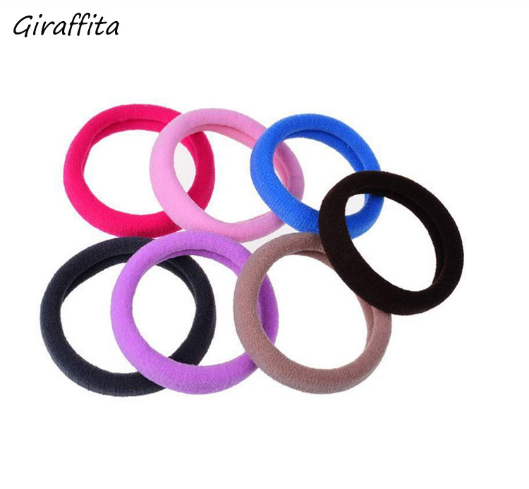 1PC Rubber Band Elastic Hair Bands for hair accessories