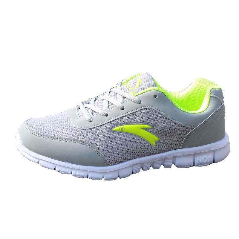 Pria Sepatu Ukuran Besar 39-46 Mode Cahaya Mesh Bernapas Krasovki - Sepatu Pria - Foto 5