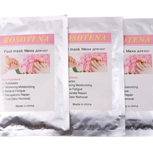 Delicate Exfoliating Foot Masks for Women