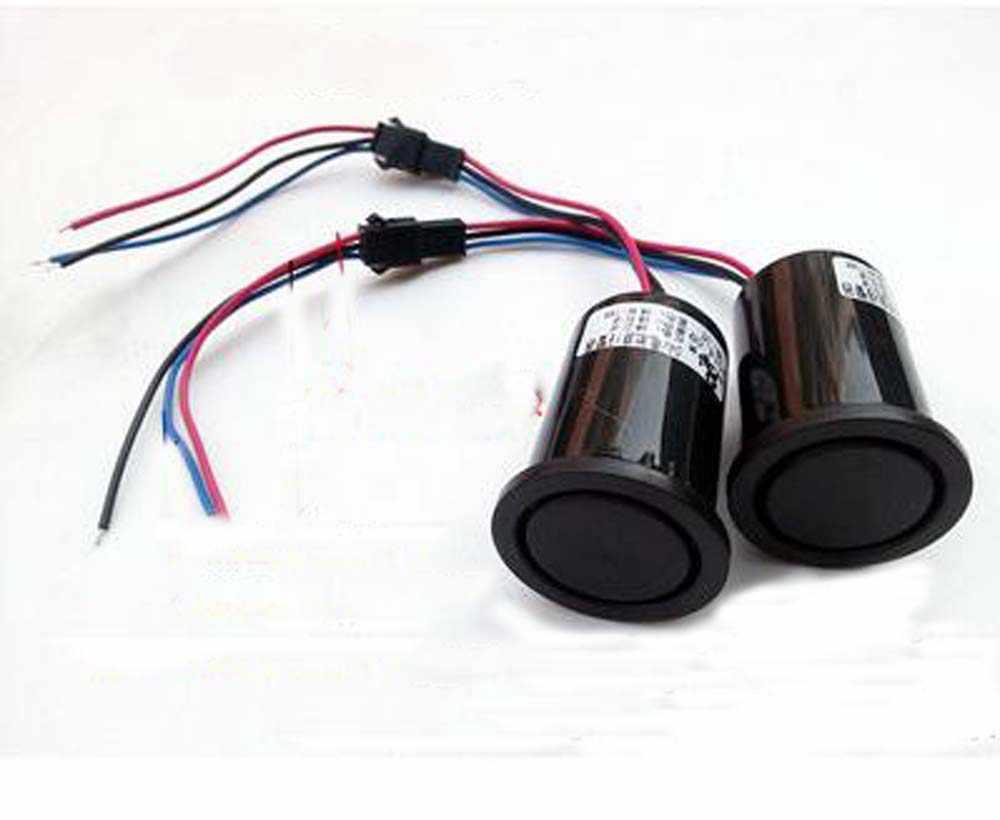 Electric Vehicle Alarm Battery Car E-bike Alarm Battery Alarm 36-48V Universal Double Alarm Sound Recognition