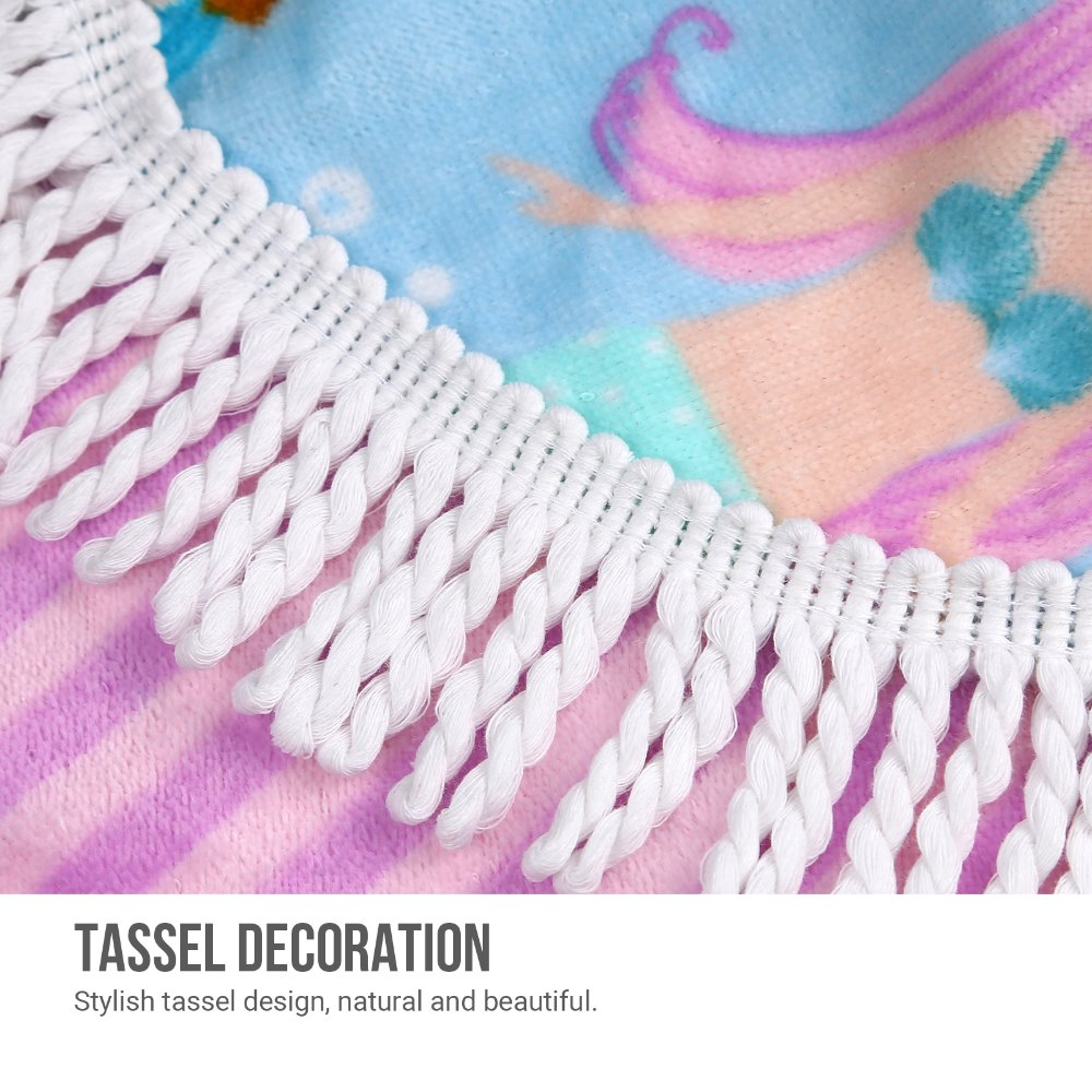 Toallas con capucha 90x120 cm Hoodie 100% algodón sandía patrón de ...