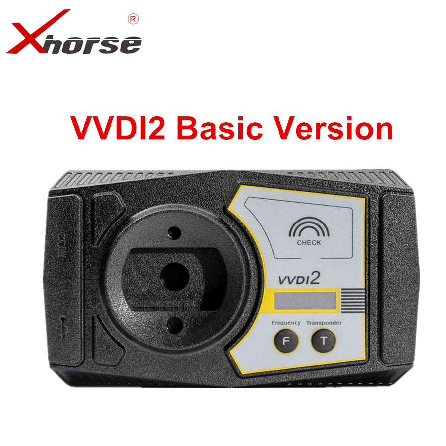 VVDI2 Commander Key Programmer Basic Function Can Pay To Update To Full Version In The Future