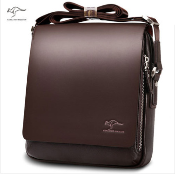 Handbags: 2016 new fashion design leather men Shoulder bags, men's casual business messenger bag,vintage crossbody ipad Laptop briefcase