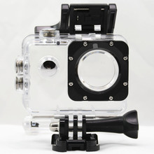 Waterproof Case Housing for SJ4000 SJ4000 WIFI SJ7000 Camera Diving 30M Underwater Extreme Helmet Cam G