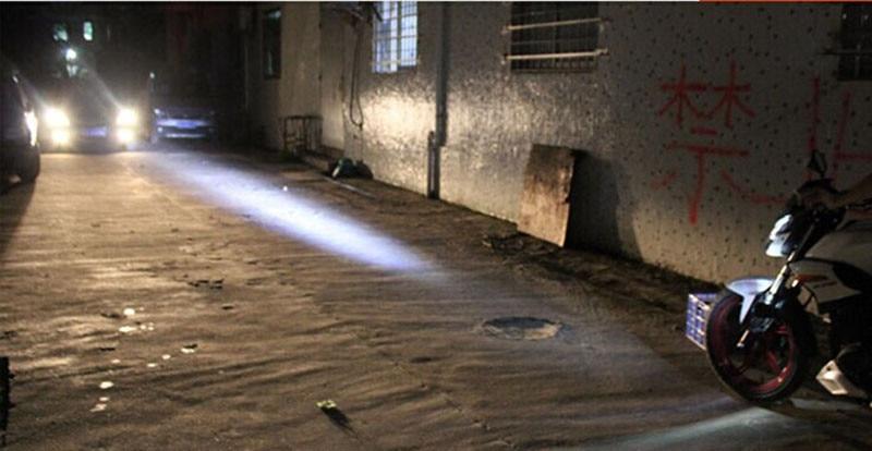 Led Avec Brouillard Spot Conduite Lumière 2pcs Huiermeimi Interrupteur 3000lmw U5 Moto Lampe De Phare 125w Principale Spots XZPkuOiT