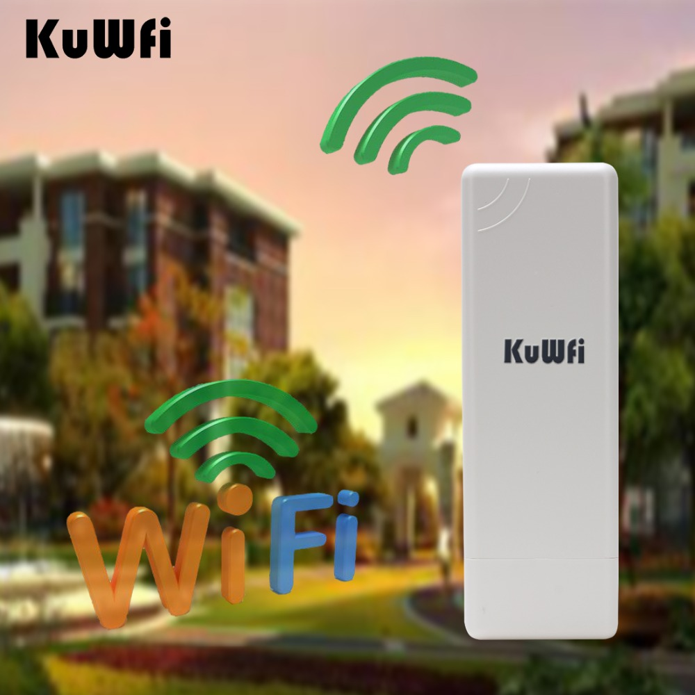 US Store 150Mbps Wireless CPE WIFI Router WIFI Repeater Access Point AP Router WIFI Extender Outdoor 2K Distance WIFI Bridge