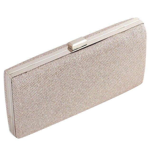 Woman Evening bag Women Diamond Rhinestone Clutch Crystal Day Clutch Square shape hard shell