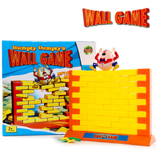 New plastic toy humpty dumpty's wall game Tearing down Brick Demolition gift Educational Toys