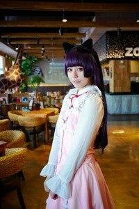 Image 3 - HSIU Ruri Gokoru KuroNeko פאת קוספליי רשימה של oreimo פרקים תלבושות לשחק פאות ליל כל הקדושים תלבושות שיער