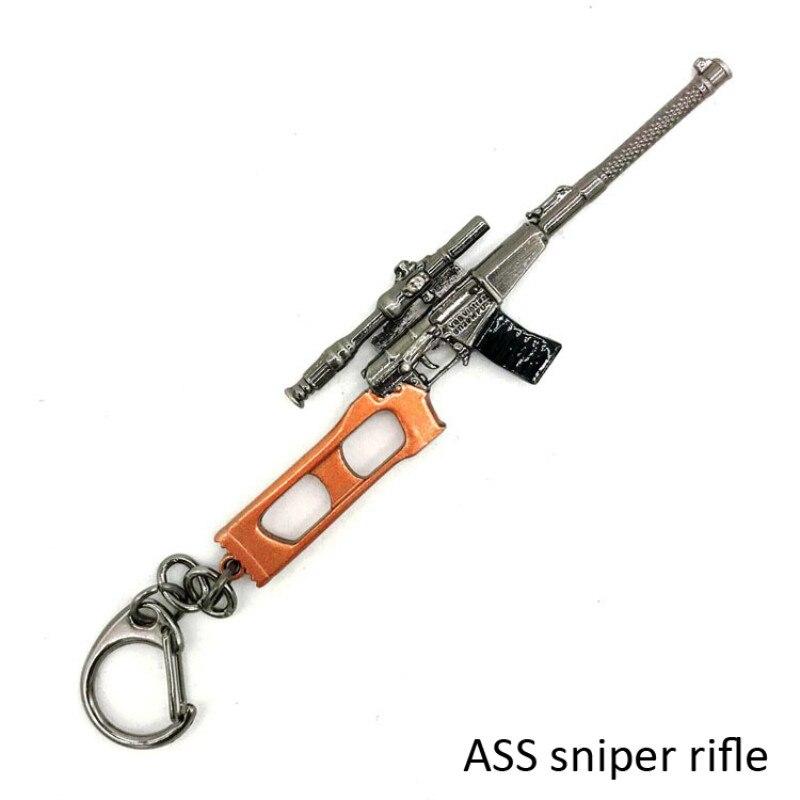 ASS sniper rifle