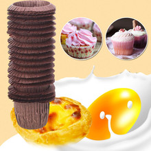 30 pcs/lot paper Muffin Box Cups Cupcake Baking Wrapper Party Tray Cake Mold Tools Paper Cute Liner Case