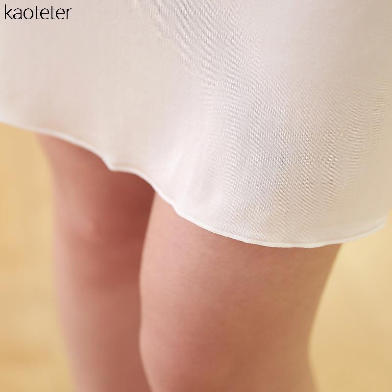 100-Pure-Silk-Women-s-Half-Slips-Femme-Simple-Thin-Sexy-Lace-Elastic-Slim-Underskirts-Women (3)