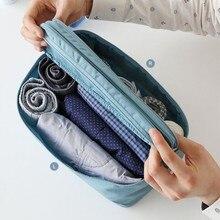 Useful storage bag Travelling bag briefs socks portable bag 30*18*11cm free shipping