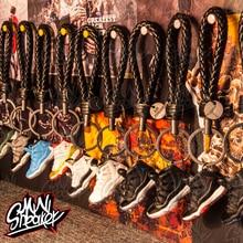 Personality DIY Creative Couples Gifts Handmade Jordan AJ11 Small Shoes