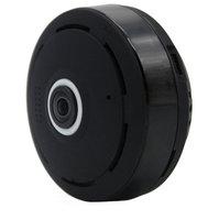 Black 2 0 MP V380 HD 1920 1080P VR WIFI IP Camera Support Max 64G TF