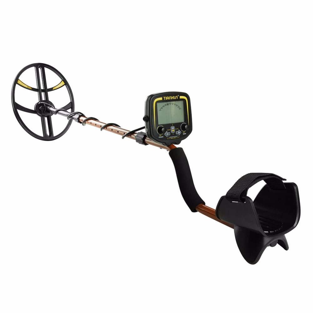 Waterproof /& Highly Sensitive Treasure Hunting Pin Point Metal Detector