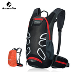 ANMEILU Waterproof 15L Hiking Backpack For Women Men Bicycle Hydration Backack Outdoor Sport Climbing Bag With 2L Water Bag