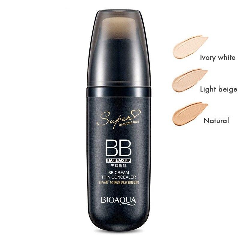 2018 moda cojín de aire BB crema corrector maquillaje hidratante base maquillaje desnudo blanqueamiento maquillaje de belleza cosméticos