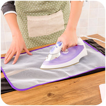 NEW Protective Press Mesh Ironing Cloth Guard Protect Delicate Garment Clothes Ironing Board Cover  Home Accessories цены онлайн