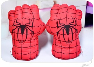 Image 2 - Childrens spiders, boxing, stuffed toys, green gloves, giant fist, childrens Day gifts