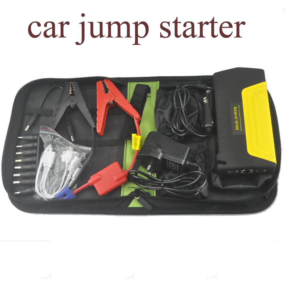 Car power bank car jump starter High capacity car charger pack vehicle jump starter multi function