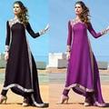 Estilo étnico vestido de Musulmán Turco mujeres ropa ropa islámica para las mujeres abaya jilbab musulmane Delgado vestidos vestidos túnica