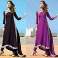 Ethnic Style Muslim dress abaya Turkish women clothing islamic clothing for women jilbab robe musulmane Slim dresses vestidos