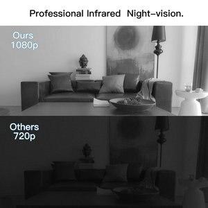 Image 4 - Микро видеокамера Vandlion A7 с диктофоном, сетевая Инфракрасная камера с функцией ночного видения, диктофон с зажимом для автомобиля