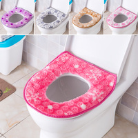Antibacterial Padded Toilet Seat Cushion To Sit On Super Soft Plush Toilet Seat Cushion General Toilet